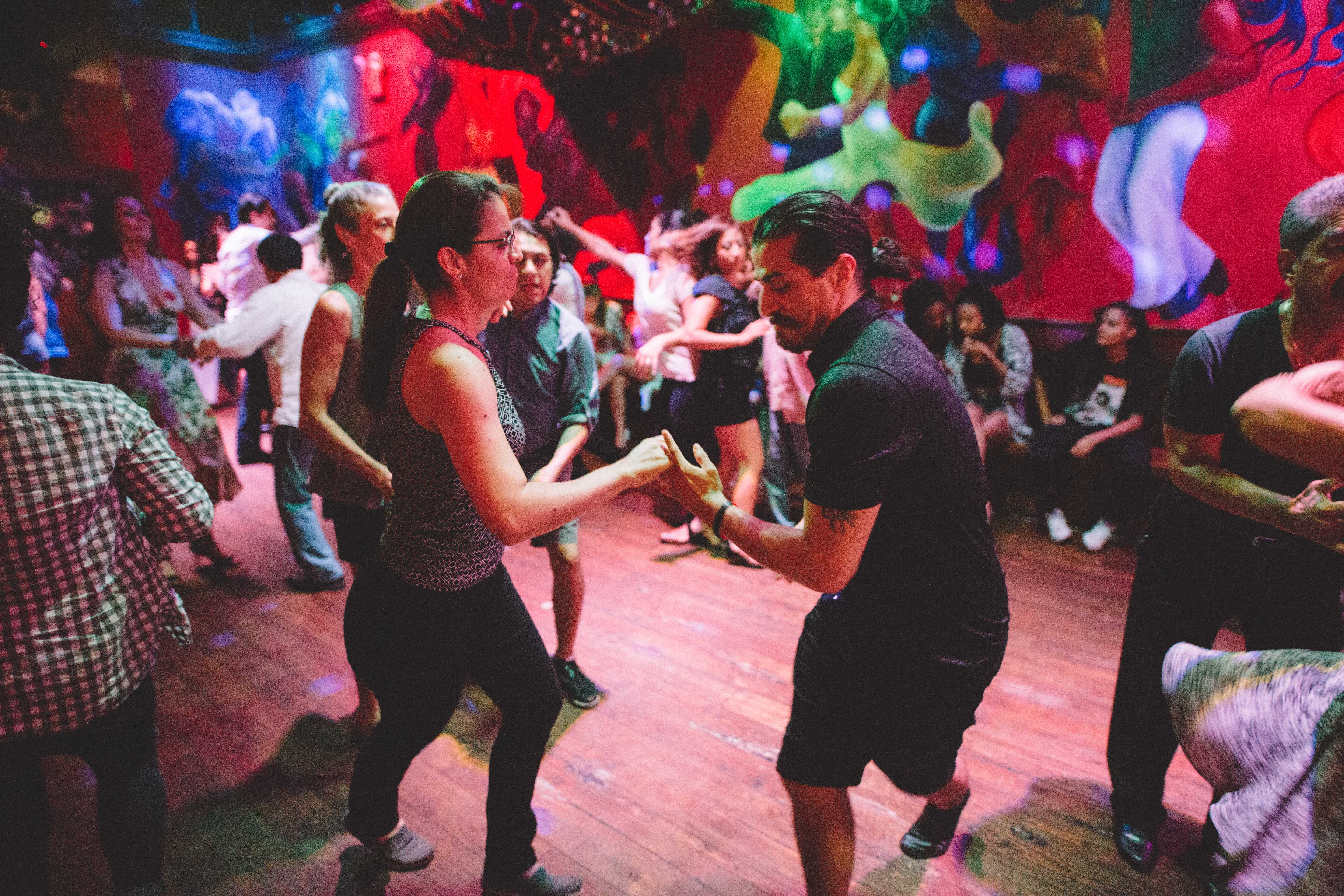 Photo of Free Salsa Dance Lessons with Elizabeth Magnani every Thursday at Gonzalez y Gonzalez